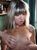 Beauty Caresses Dick Of Pal And Performs Rodeo On It - Picture 5